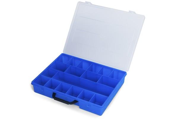 Sortierbox 365x290x65 blau