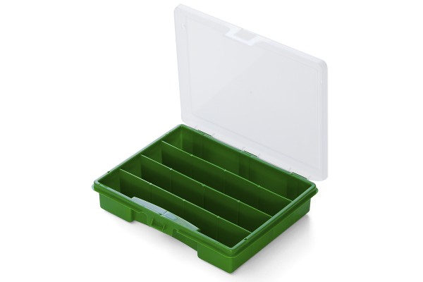 Sortierbox A-4 grün