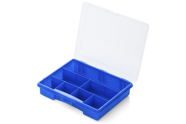 Sortierbox A-7 blau