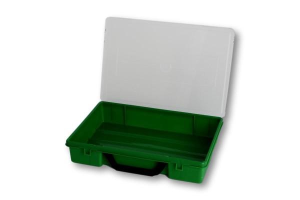 Sortierbox 280x200 grün C-1 ohne Einteilung