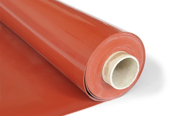 Silikon 60 4,0mm rot Zuschnitt 1200 x 833mm