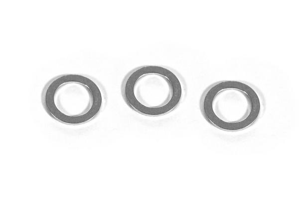 Aluring 25 x 33 x 2mm Ring Aluminium AL DIN 7603 A